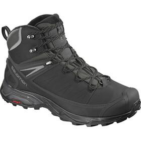 Salomon X Ultra Mid CS WP Chaussures Homme, black/phantom/quiet shade